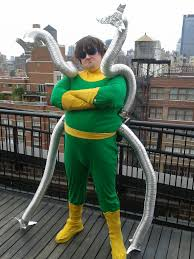 Halloween Octopus Costume Doctor Octopus Costume Suitable Attire Dinner Party