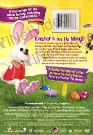 peter cottontail dvd movie