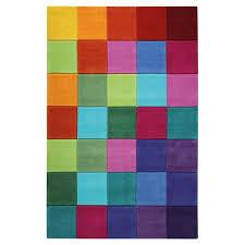 tapis chambre enfants tapis smart square damier chambre enfant smart