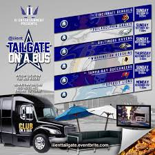 dallas cowboys thanksgiving tickets tailgate on a bus tickets multiple dates eventbrite