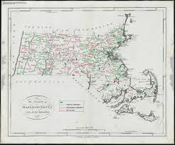 Map Of Cape Cod Massachusetts by Massachusetts Historical Society How Did Massachusetts Towns Vote