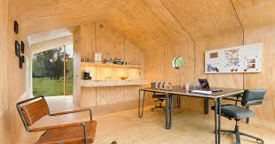 Compact Houses Wikkelhouse Compact Cardboard Home Is Stronger Than It Sounds