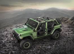 modified jeep 2017 jeep wrangler plug in hybrid to go into production in 2020