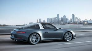 porsche targa 2015 more efficient and with greater sprinting power u2013 the new all