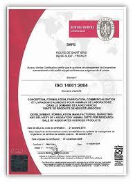 bureau veritas laboratoire 2017 iso14001 fr safe complete care competence