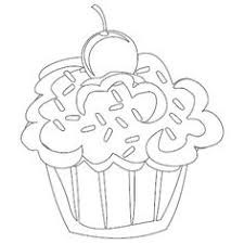 cute cupcake coloring pages free cupcake coloring picture to print online fun coloring pages