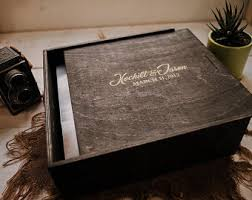 Photo Album Box Large Album Print Boxes Autumnwoodwork