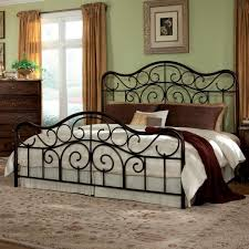 King Metal Headboard Drop Gorgeous Enchanting King Metal Frame Headboard Footboard And