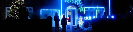 margam animated light show festive lights
