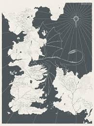 Map Of Essos Everything A Map Of Ice And Fire Gameofthrones