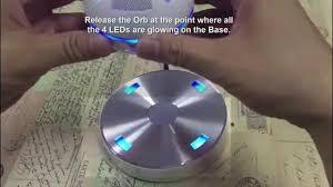 ice orb floating bluetooth speaker youtube