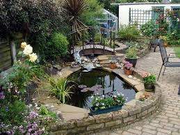 Backyard Small Pond Ideas 113 Best Ponds Images On Pinterest Small Backyard Ponds Garden