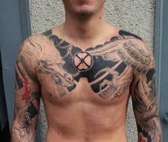 collar bone tattoos for ideas and inspiration for guys