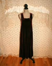 vintage plaid jumper dress fall dress pleated by magpieandotis