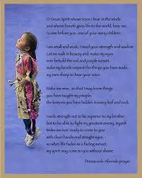 abenaki prayer for a american indian thanksgiving