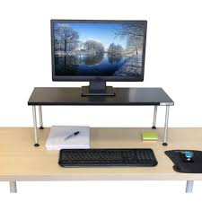 Adjustable Computer Stand For Desk Titan Monitor Stand Stand Steady