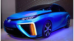 hydrogen fuel cell car toyota toyota to launch first hydrogen fuel cell vehicle for about 70k