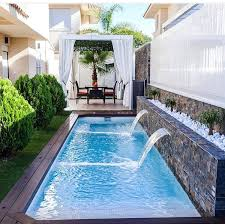 Small Plunge Pools To Suit Any Sized Backyard And Budget - Backyard lap pool designs