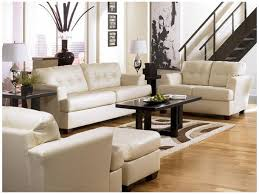 captivating white leather living room furniture with white living