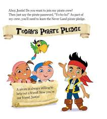 disney u0027s jake u0026 land pirates personalized book put