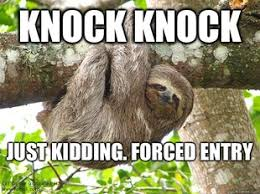 Rape Sloth Meme - rape sloth meme generator 28 images you know what rhymes with