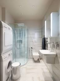laundry in bathroom ideas bathroom laundry room interior design ideas