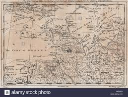 Map Of Great Wall Of China by Hya Xi Xia Empire U0026 Tangut U0027 Silk Road Great Wall Of China Stock