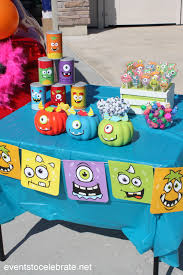 trunk or treat monster events to celebrate