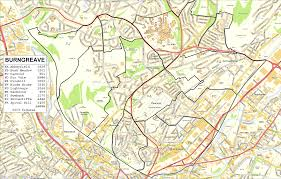Dc Ward Map Sheffield Council Ward And Polling District Maps
