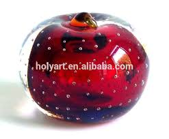 blown glass apple blown glass apple suppliers and manufacturers