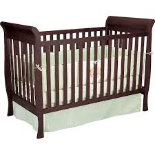 Storkcraft Portofino Convertible Crib And Changer Combo Espresso by Baby Cribs Sears