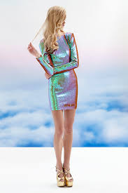 dress the population lola sequin dress in iridescent http www