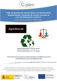 taller de igualdad de oportunidades en madrid fundación cepaim