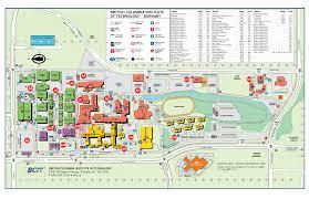 Unm Campus Map North Campus Parking Map
