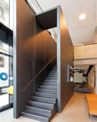 gerade treppe gerade treppen als sonderkonstruktionen stahltreppen für die