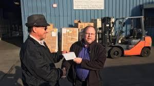 stockton food bank gets big donation following turkey shortage fox40