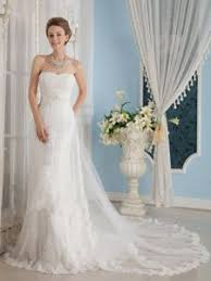 lace appliques accent tulle sweetheart wedding dress big busted