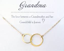 grandparent jewelry gifts grandmother etsy
