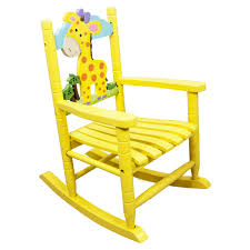 Kid Rocking Chair Giraffe Rocking Chair Ideas Home U0026 Interior Design