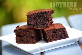 southern in law recipe healthier fudgy chocolate cake