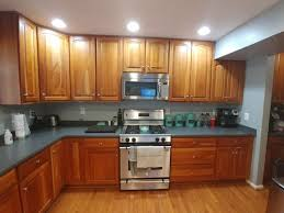 best for cherry kitchen cabinets which quartz would look best with cherry cabinets