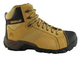 womens caterpillar boots uk caterpillar womens honey occupational cat argon hi steel toe