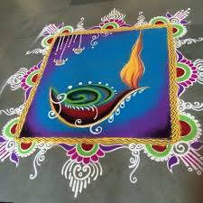 rangoli patterns using mathematical shapes top 7 geometric rangoli designs styles at life