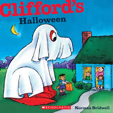 Ghost Dog Halloween Costumes by Clifford U0027s Halloween Norman Bridwell 9780545215954 Amazon Com
