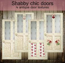 Shabby Chic Furniture For Sale by Second Life Marketplace Shabby Chic Doors Boxed Sale