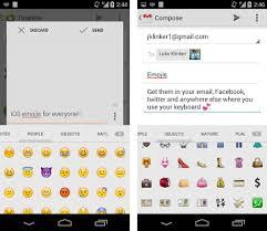 ios emoji keyboard for android sliding emoji keyboard ios apk version 1 01