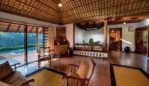 Orange Livingroom by Honeymoon Destination In Coorg Villa And Cottages With Private Pool