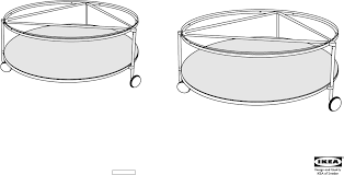 ikea strind coffee table download ikea strind coffee table 39 round assembly instruction for