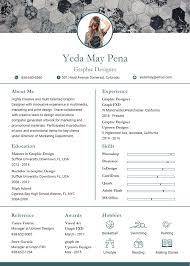 free modern resume templates free modern resume and cv template in adobe photoshop microsoft