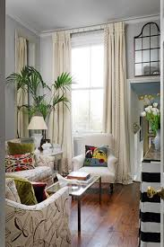 London Flat Interior Design White Small Flat Living Room Cheap Curtains Small Flat Ideas